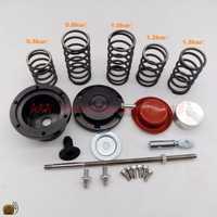 TB28/GT28/GT25/GT35 ajustable Wastegate Turbo actuador 5 x Primavera interno Universal válvula de descarga proveedor AAA piezas de turbocompresor