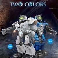 JJR/C R5 CADY WILI RC Robot inteligente Control remoto programable Auto seguir gestos música danza RC juguete regalo de los cabritos
