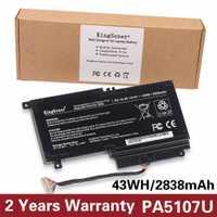 KingSener PA5107U PA5107U-1BRS batería para Toshiba Satellite L45 L45D L50 S55 P55 L55 L55T P50 P50-A P55 S55-A-5275 S55-A5294