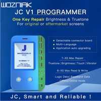 JC V1 para iphone 7/7/P/8/8 P/X/XR/XS max fotosensible color Original contacto shock banda base lógica chip todopoderoso programador