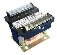 (1) Entrada de la CA 220 V SALIDA AC 110 V voltímetro monofásico transformador de control 50VA energía