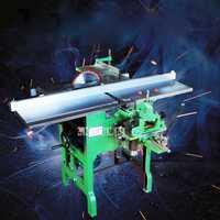 ML392B Escritorio, trabajo de la madera: máquinas Multi-propósito herramienta de máquina cepilladora/motosierra eléctrica/alisadora de madera 220 V/380 V 2.2KW 4200r/min