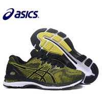 ASICS GEL-Nimbus 20 Original de los hombres zapatillas estabilidad Asics Hombre Zapatos transpirable deportes Zapatos zapatos