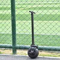 Una rueda auto equilibrio monociclo con manillar 500 W motor de cubo
