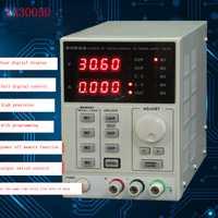 KA3005D de alta precisión Digital ajustable DC alimentación de laboratorio mA 0 ~ 30 V 0 ~ 5A para la investigación científica servicio de laboratorio