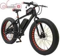 ¡MEGA venta! CONHISMOR E bicicleta 36 V 500 W de grasa eléctrica ciclismo 11AH de la batería de litio E bicicleta 26