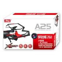 2019 regalos de Año Nuevo A25c 6-Axis Gyro RC 2.0MP cámara HD Quadcopter RTF juguetes helicóptero