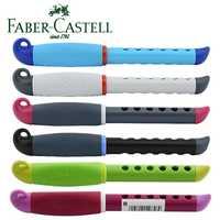 Alta calidad Faber Castell colorido pluma Scribolino Nib 1mm escuela papelería regalo de cumpleaños para los niños