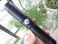 De alta potencia militar 50 w 50000 m 532nm puntero láser verde SOS linterna quemando encuentro vela cigarrillo malvada LAZER de caza