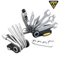 Topeak TT2353 alienígena II bicicleta Multi función Kit de herramientas de bicicleta de carretera Reapair llave de la herramienta conjunto MTB ciclismo combinación herramienta definitiva