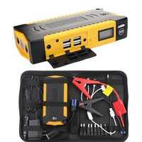600A 82800 mah Banque D'alimentation De L'appareil de Départ Saut Démarreur Batterie De Voiture Booster D'urgence Chargeur 12 v Multifonction Batterie Booster