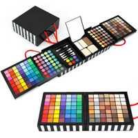 Juego de maquillaje de 177 piezas conjunto de maquillaje juego de maquillaje de sombra de ojos de 177 colores Kit de maquillaje de base Maquiagem herramienta de cosméticos