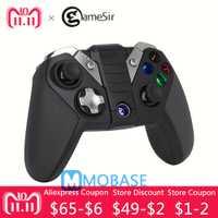 GameSir G4s Gamepad pour PS3 Contrôleur Bluetooth 2.4 ghz Filaire snes nes N64 Joystick PC pour SONY Playstation 3 pour controle PS3