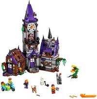 BELA 10432 Compatible avec les chiffres Scooby Doo mystère manoir 75904 briques de construction jouets éducatifs pour les enfants