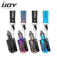 Cigarrillo electrónico Bluetooth Original IJOY de VPC kit con 1400 mAh de la batería incorporada Ijoy diamante pod mod 2 ml IJOY VPC kit