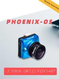 RunCam PHOENIX-OS edición 1000TVL Cámara FPV 2,5mm de la lente 1/3