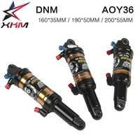 Bicicleta de montaña MTB amortiguador DNM AOY-36RC XC/rastro de amortiguador trasero Gall de la bicicleta posterior de la crisis