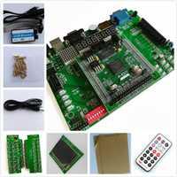 TFT 2,8 320X240 + USB Blaster + altera fpga desarrollo fpga altera placa SOPC NIOS II placa EP4CE6F17C8N chip LCD