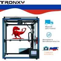 Grande vente Tronxy X5SA 3D imprimante CoreXY bricolage Kits écran tactile auto nivellement filament capteur haute précision impression 3d