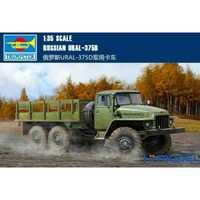 Gleagleassembly modelo 01027 1/35 Rusia URAL-375D camión