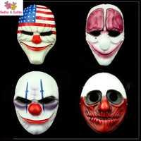 Broma envío gratis Dal Lobo cadena Hox pagar Máscaras las Alta Calidad detalles vívidos juego Ventiladores toneladas colección juguete de Halloween regalos del Día