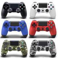 Inalámbrico Bluetooth GamePad joystick controlador para Sony PS4 joystick Gamepads para Playstation 4 consola de alta calidad