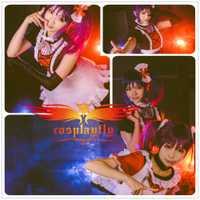¡ Lovelive! ¡ sol! Saint Snow seiira Kazuno etapa falda vestido de baile Niñas traje Cosplay traje de moda ropa