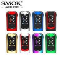 Cigarrillos electrónicos Mods Smok SPECIES Mod 18650 W Dual 230 bateria TC Box Mod 510 thread vaporizador VS Vaporesso Mod
