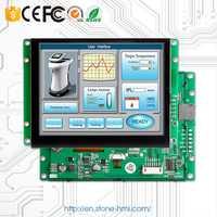 8 pulgadas de pantalla TFT Monitor con placa de controlador para automatización de la máquina