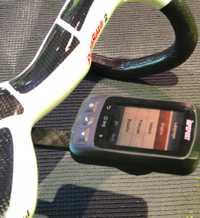 Garmin Edge 200 computadora 520 montaje para Bryton Rider310 330/530/CATEYE/soporte GoPro ritmo de la cámara y la luz titular de la