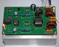 Nuevos Kits de amplificador lineal de potencia SSB de 45W con filtro de paso bajo para transceptor Radio HF FM CW HAM