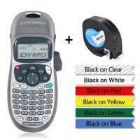 Compatible pour les imprimantes d'étiquettes Dymo LetraTag LT-100H plus LT 12267/91201/91202/91203/91204/91205 LT 18769 18771