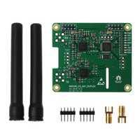 1 Set V1.6 MMDVM Hotspot Pi-Star P25 DMR YSF para Raspberry pi + antena ABS nuevo