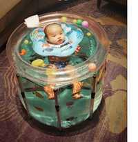 Venta caliente bebé bañera inflable PVC de seguridad engrosamiento lavabo de baño bañera para chico niño recién nacido cuatro tamaño