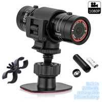 Mini videocámara Trail caza Cámara FHD 1080 p grabador de vídeo de acción impermeable Cam HD de antorcha Cámara deportes al aire libre casco DV