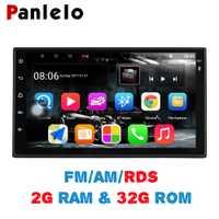 Autoradio Panlelo S10 Plus 2 Din Android 8.1 2 go + 32 go 7