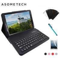 Funda inalámbrica con teclado Bluetooth para Samsung Galaxy Tab A 10,1 T580 T585 10,1