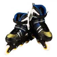 Niños patines zapatos deportivos Unisex profesional niños patinaje zapatos de una sola fila ajustable Universal línea 901 902