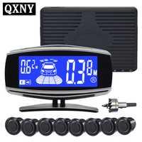 8/capteurs NY5050 Voiture LCD Parking Capteur Kit D'affichage pour toutes les voitures parking détecteur de voiture aide au stationnement parking capteur