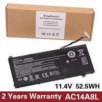 KingSener nuevo AC14A8L batería del ordenador portátil para Acer Aspire VN7-571 VN7-571G VN7-591 VN7-591G VN7-791G KT.0030G. 001 11,4 V 4605 Mah