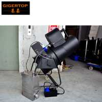 TIPTOP TP-T110 alta potencia 2500 W nieve Jet máquina etapa equipo efecto Manual/DMX tanque de aceite 110 V /220 V trabajo bomba de aceite