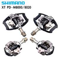 Shimano 2016 NEUE XT PD M8000 M8020 de auto-bloqueo SPD Pedale MTB Komponenten Mit de Fahrrad de carreras de bicicleta de teile