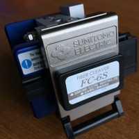 Compras libres de alta precisión original Sumitomo FC-6S fibra óptica Cleaver FC-6S/fusionadora precio/herramienta de corte de fibra óptica