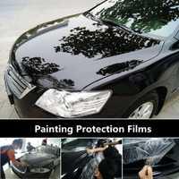 Protector de pintura de coche Protector transparente para el cuerpo del coche película Anti-rayado TPH PU película impermeable/estirabilidad 60