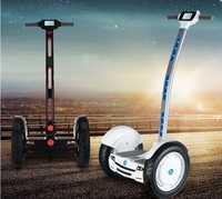 15 pulgadas alta tecnología materiales de dos ruedas auto equilibrio scooter Transporter vehículo off road motocross hoverboard con pantalla LED