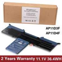 KingSener nuevo AP11D3F de batería para Acer Aspire S3 S3-951 S3-391 MS2346 AP11D3F AP11D4F 3ICP5/65/88 3ICP5/67/90 11,1 V 3280 Mah