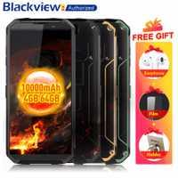 Blackview BV9500 4G téléphone portable Android 8.1 Octa base 5.7