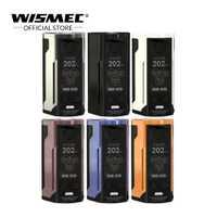 [Ruso/EE. UU./Francia] Wismec Reuleaux RX GEN3 Dual Mod caja Max salida 230 W VW/TC-Ni/TC-Ti/TC-SS/TCR cigarrillo electrónico mod vape