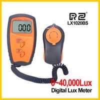 Portátil UV Digital medidor de luz de UVA UVB intensidad medida de luxómetro luz al aire libre Radiometes luxómetro UV340B