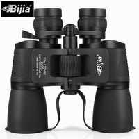 BIJIA 10-120X80 fort grossissement longue portée zoom chasse télescope grand angle jumelles professionnelles haute définition